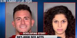 Aresztowali ich, bo uprawiali seks na karuzeli