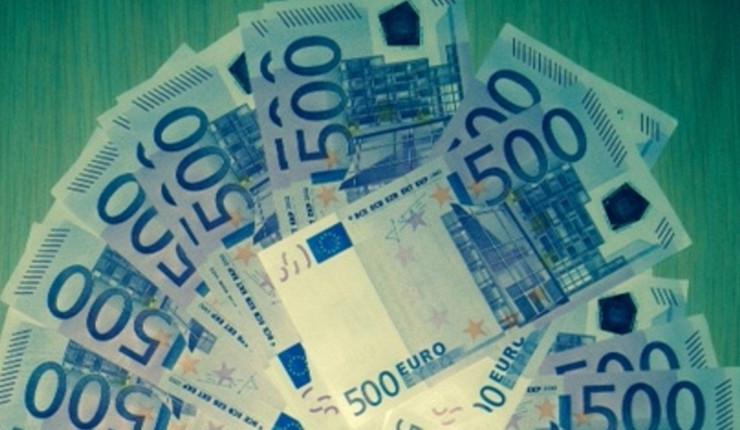 Novac, evro