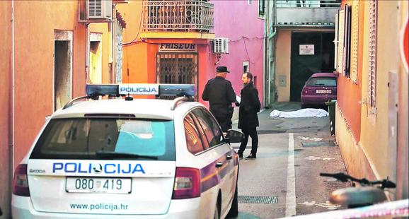 Kevljani je stradao u jednoj od uskih ulica u Rovinju