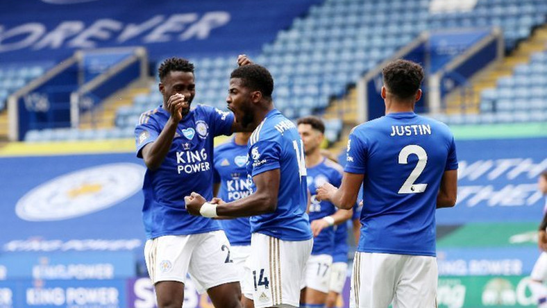 Wilfred Ndidi and Kelechi Iheanacho were in action for Leicester City on Saturday (Leicester City)