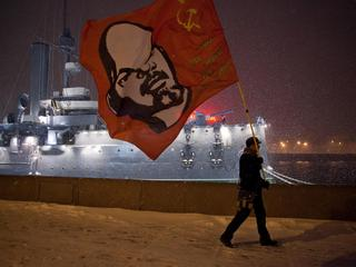 99th anniversary of the Great October Revolution