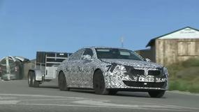 Nowy Peugeot 508 na zdjęciach szpiegowskich