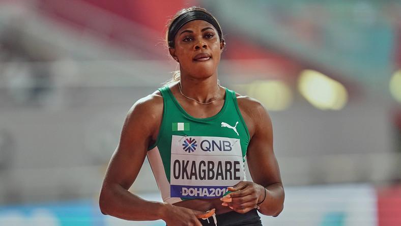 Blessing Okagbare