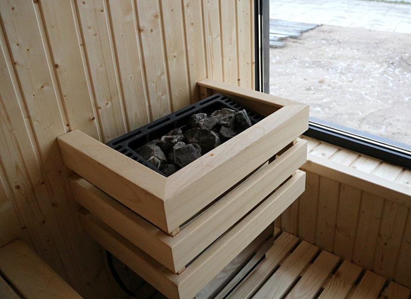 Oto sauna nad Wisłą