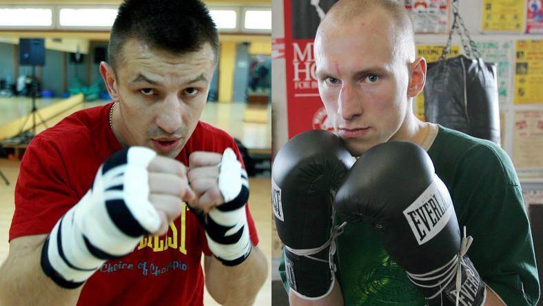 Tomasz Adamek i Krzysztof  quot;Diablo quot; włodarczyk szykują się do kolejnych walk