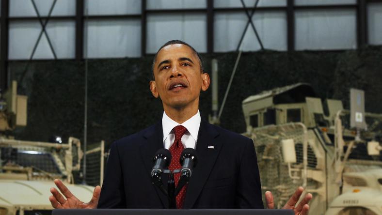 Barack Obama, fot. PAP/EPA