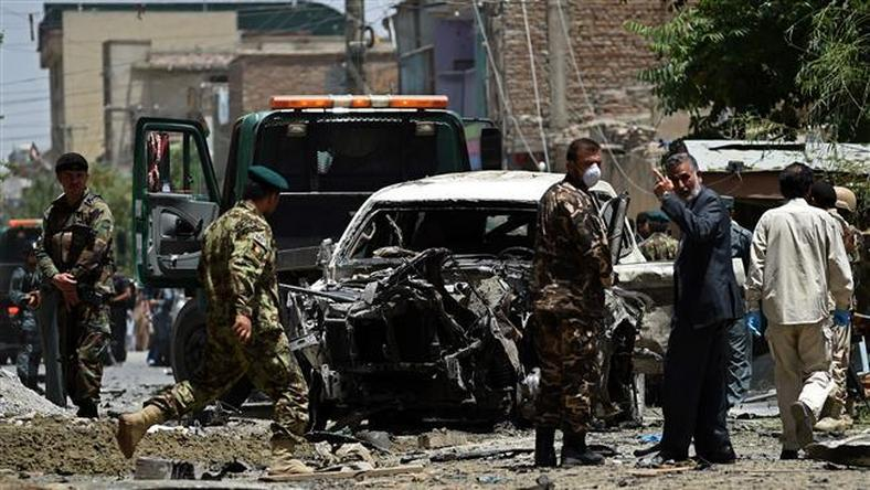 Roadside bomb in Afghanistan kills two guards for human rights group
