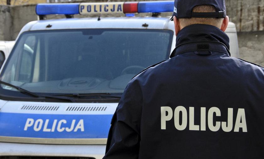 Zwłoki w spalonym aucie. 35-latek podejrzany o zabójstwo