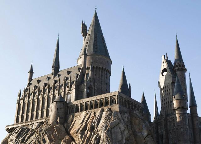 Hogvorts zamak se proslavio nakon serijala o Hariju Poteru