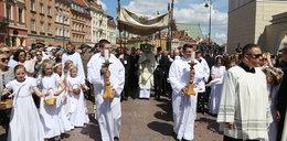 Duchowni o procesjach Bożego Ciała. Tego stanowczo zakazują