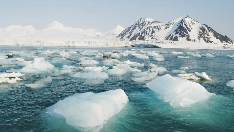 Odd Noises Coming From An Antarctic