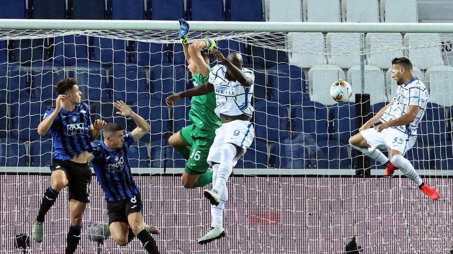 Atalanta Bergamo -  Inter Mediolan