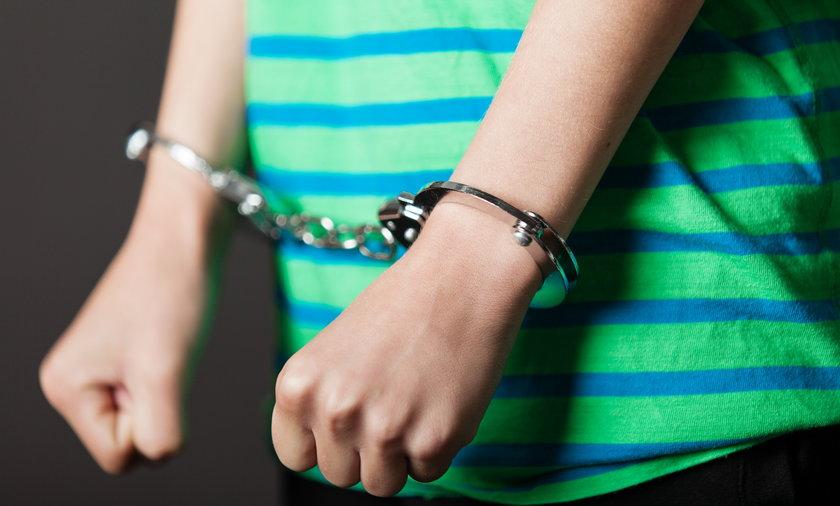 7-latek oskarżony o gwałt trzeciego stopnia