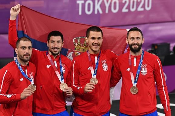 BILANS MEDALJA - TOKIO 2020 Srbija je osvojila novo odličje, ali je ispala iz top 20!