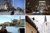 sneg kombo Evropa