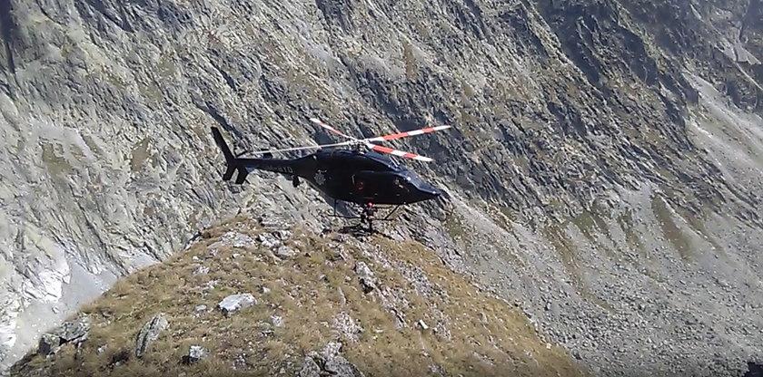 Tragedia w Tatrach. Nie żyje 19-letni Czech