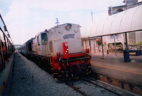 Železnička stanica Severjanin