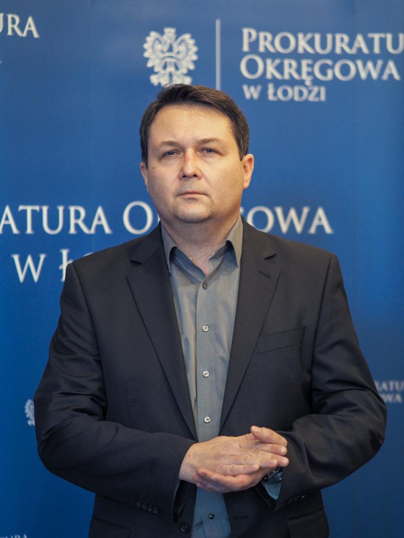 Prokurator Tomasz Szczepanek