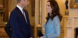Księżna Kate po raz pierwszy z brzuszkiem! Ciąża jej służy