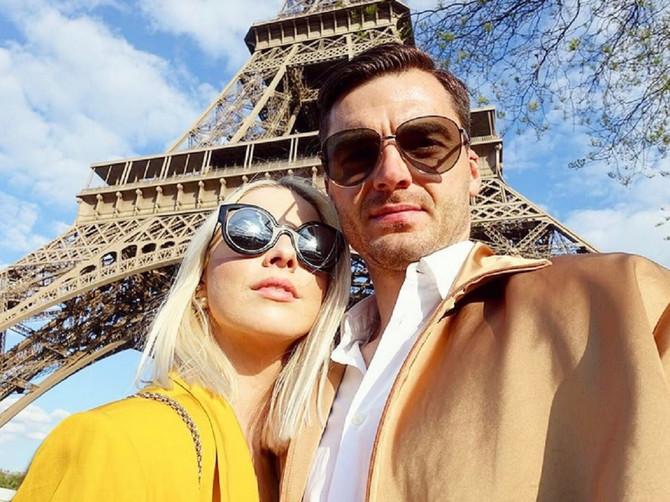 Golman Litvanije i njegova supruga KAO UPISANI: Moramo da priznamo, ovakav tandem se RETKO SREĆE
