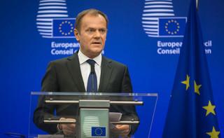 Legutko: Brexit obnażył słabość Tuska jako szefa Rady Europejskiej