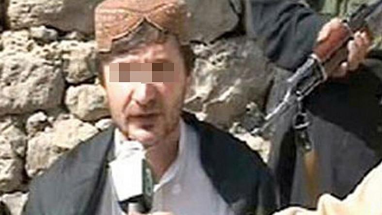 Gdzie pochowano ofiarę zbrodni w Pakistanie?