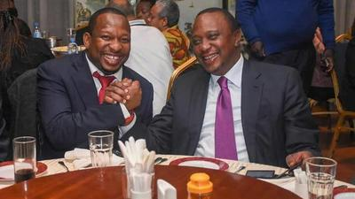 This MLEVI is the right guy to be Impeached- Mike Sonko to President Uhuru