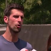 """""""UF, ŠTA DA VAM KAŽEM ZA KIRJOSA?"""" Novak je udahnuo duboko, a onda progovorio o TALASU KRITIKA AUSTRALIJANCA na njegov račun /VIDEO/"""