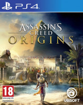 Okładka: Assassin's Creed: Origins, Assassin's Creed Origins