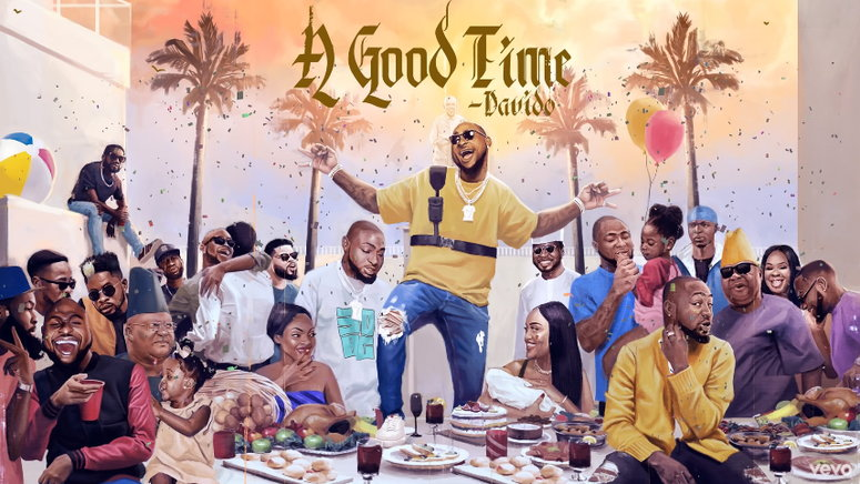Davido - A Good Time [Album Review] Naira Marley, Zlatan, Peruzzi, Summer  Walker feature [ARTICLE] - Pulse Nigeria
