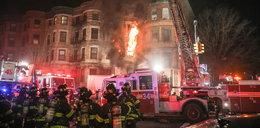 Pożar na planie filmowej superprodukcji. Jedna osoba nie żyje