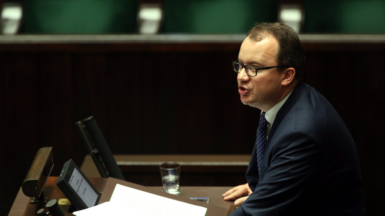 RPO Adam Bodnar przemawia w Sejmie