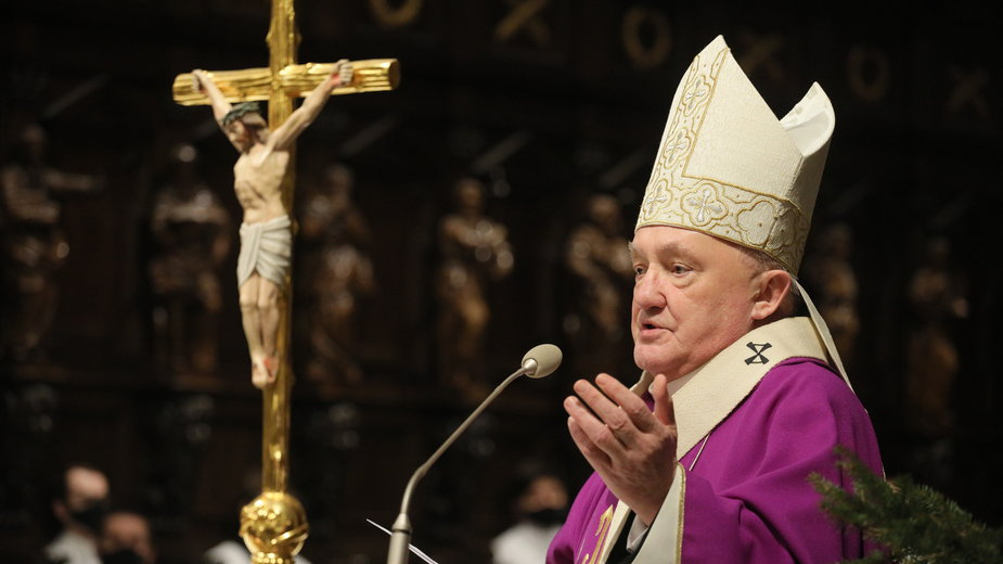 Metropolita warszawski, kardynał Kazimierz Nycz