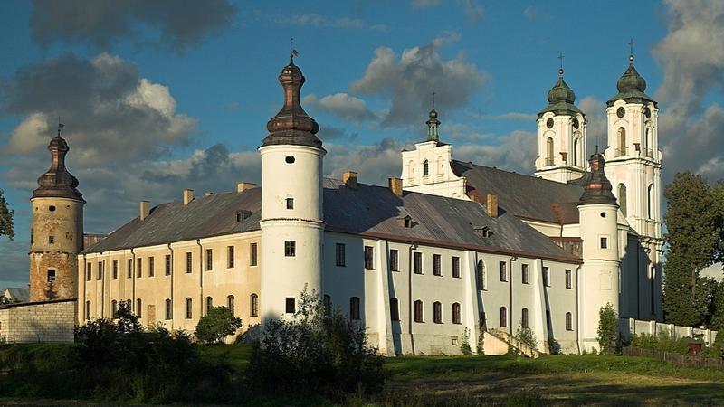 Sejny, klasztor