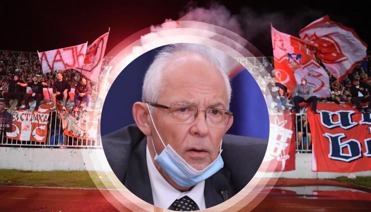 kon derbi RAS Tanjug Slobodan Miljevic Aleksandar Dimitrijevic