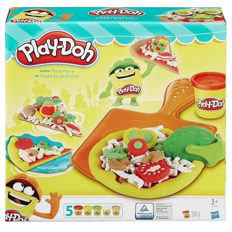 Play-Doh, Pizza