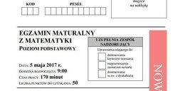Matura 2017 matematyka: arkusze, pytania, odpowiedzi