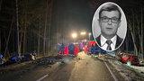 Wstrząsające zdjęcia z wypadku. Zginął dziennikarz TVP