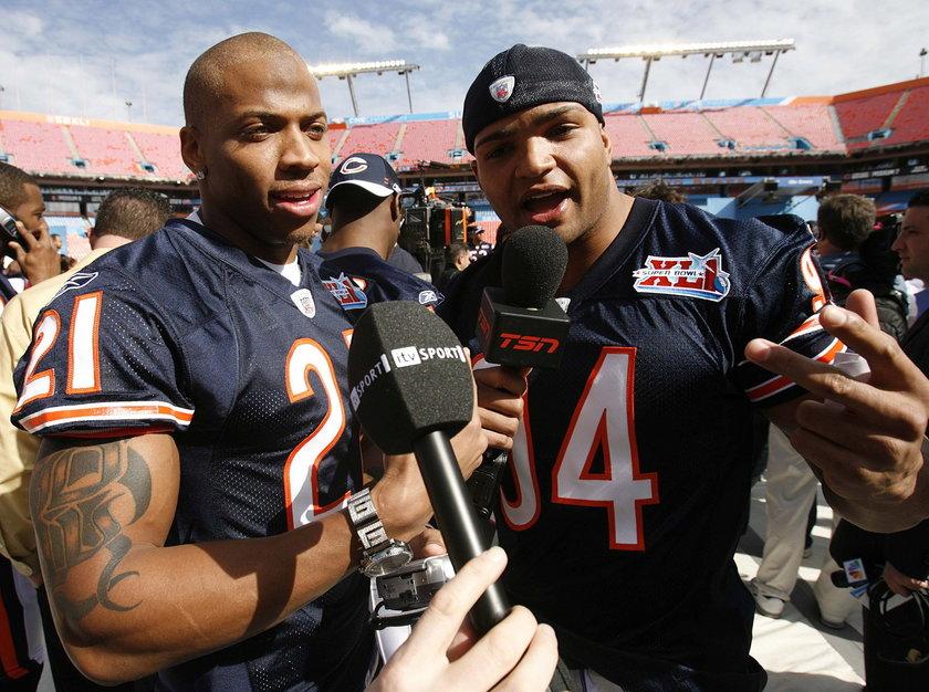 """Znany futbolista: """"W NFL jest wielu gejów"""""""