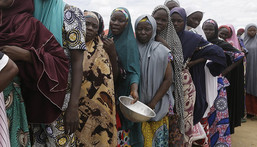 The number of Nigerians living in extreme poverty has grown by nearly four million in six months