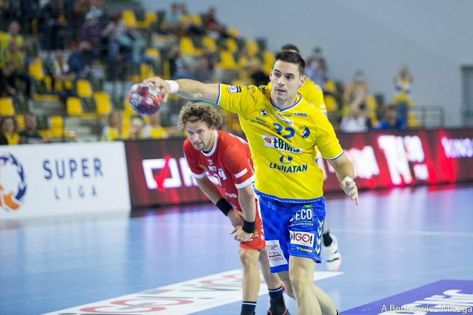 Angel Fernandez Perez odejdzie z Łomży Vive Kielce!