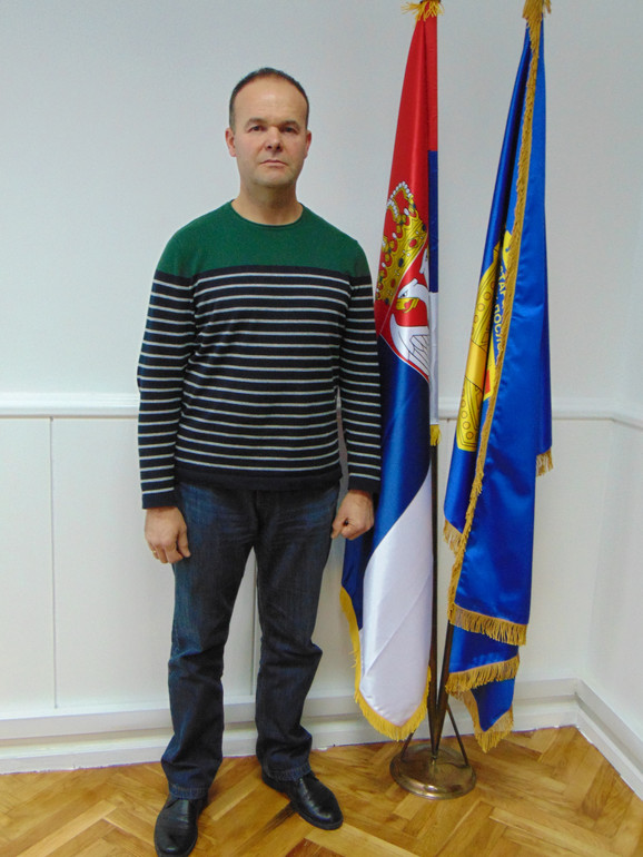 Zlatko Novović, inspektor PU Niš koji je spasio devojčicu