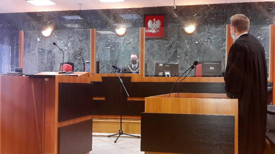 Przed sądem w Tarnobrzegu ruszył proces o odszkodowanie i zadośćuczynienie za bezprawne tymczasowe aresztowanie
