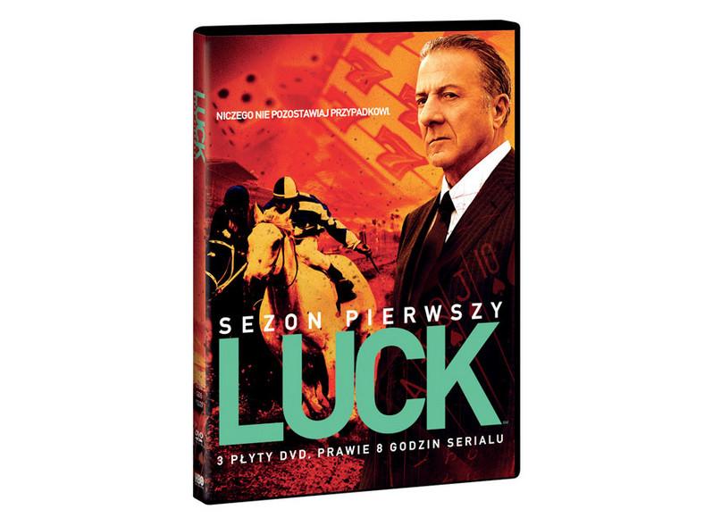 """""""Luck"""" – pierwszy sezon na DVD"""