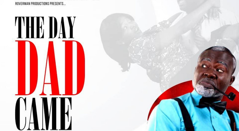 "Ebo Whyte to commemorate Father's Day with ""The Day Dad Came""…on YouTube"