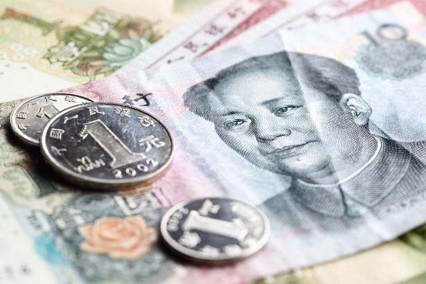 Tempo wzrostu gospodarczego w Chinach wyniosło w zeszłym roku 6,7 proc.