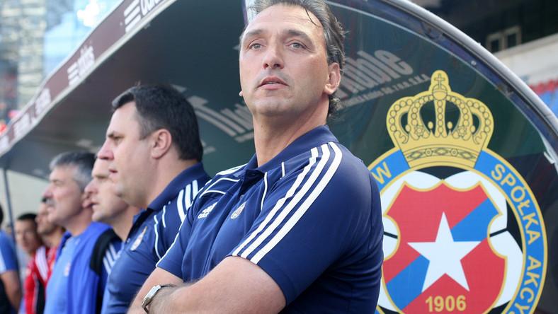 Trener Wisły, Robert Maaskant ma do dyspozycji kolejnego nowego piłkarza
