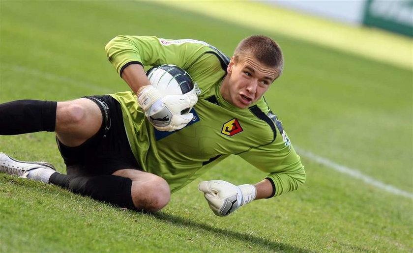 Grzegorz Sandomierski ustalił z Evertonem warunki kontraktu