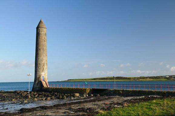 Plan je da most povezuje Škotsku sa Larnom, u Severnoj Irskoj