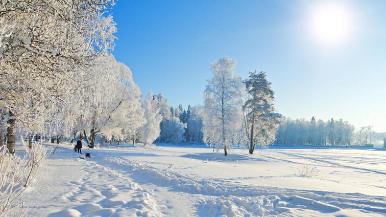 Styczeń będzie śnieżny i mroźny